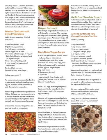 Page 24 of Even More Recipes Your Heart Will Love