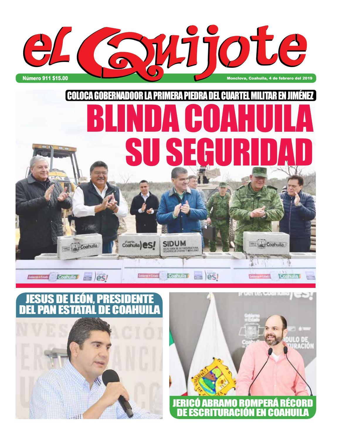 Revista El Quijote 911 By El Quijote Issuu