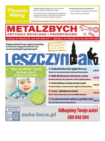 Leszczyniak 22019 23 By Lukasz Franek Issuu