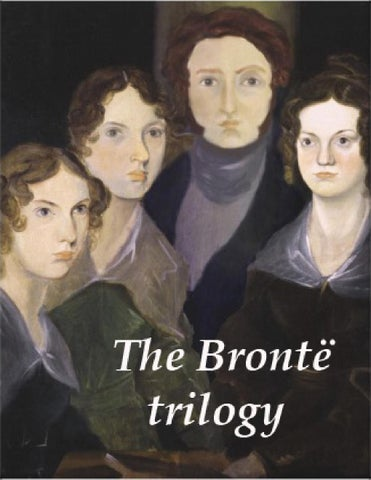 The Brontë Trilogy