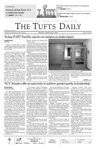 0af0972e449 The Tufts Daily - Monday