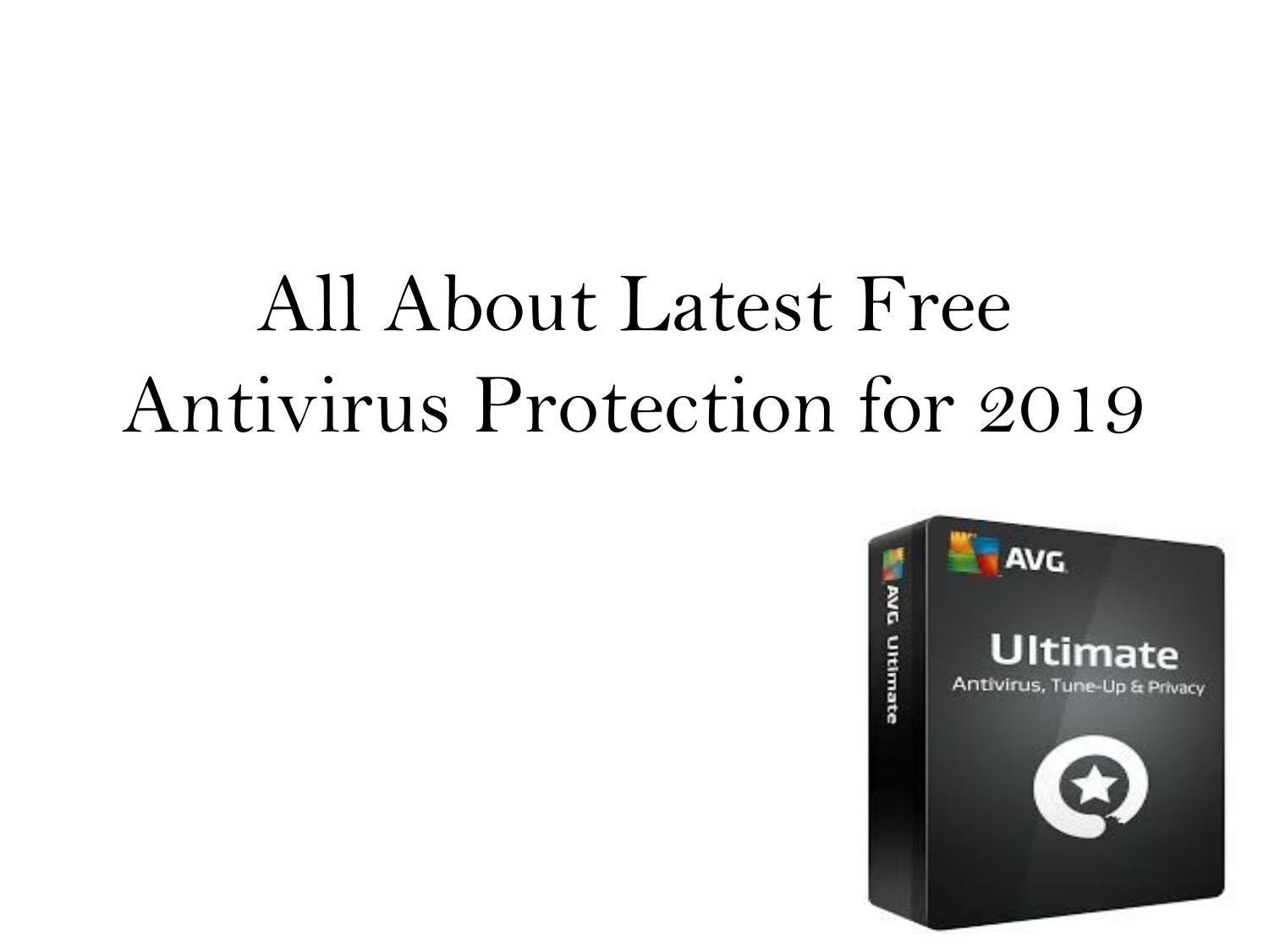 free avg antivirus protection download