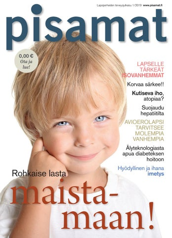 "Cover of ""Pisamat 1/2019"""