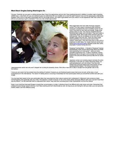 black white dating singles