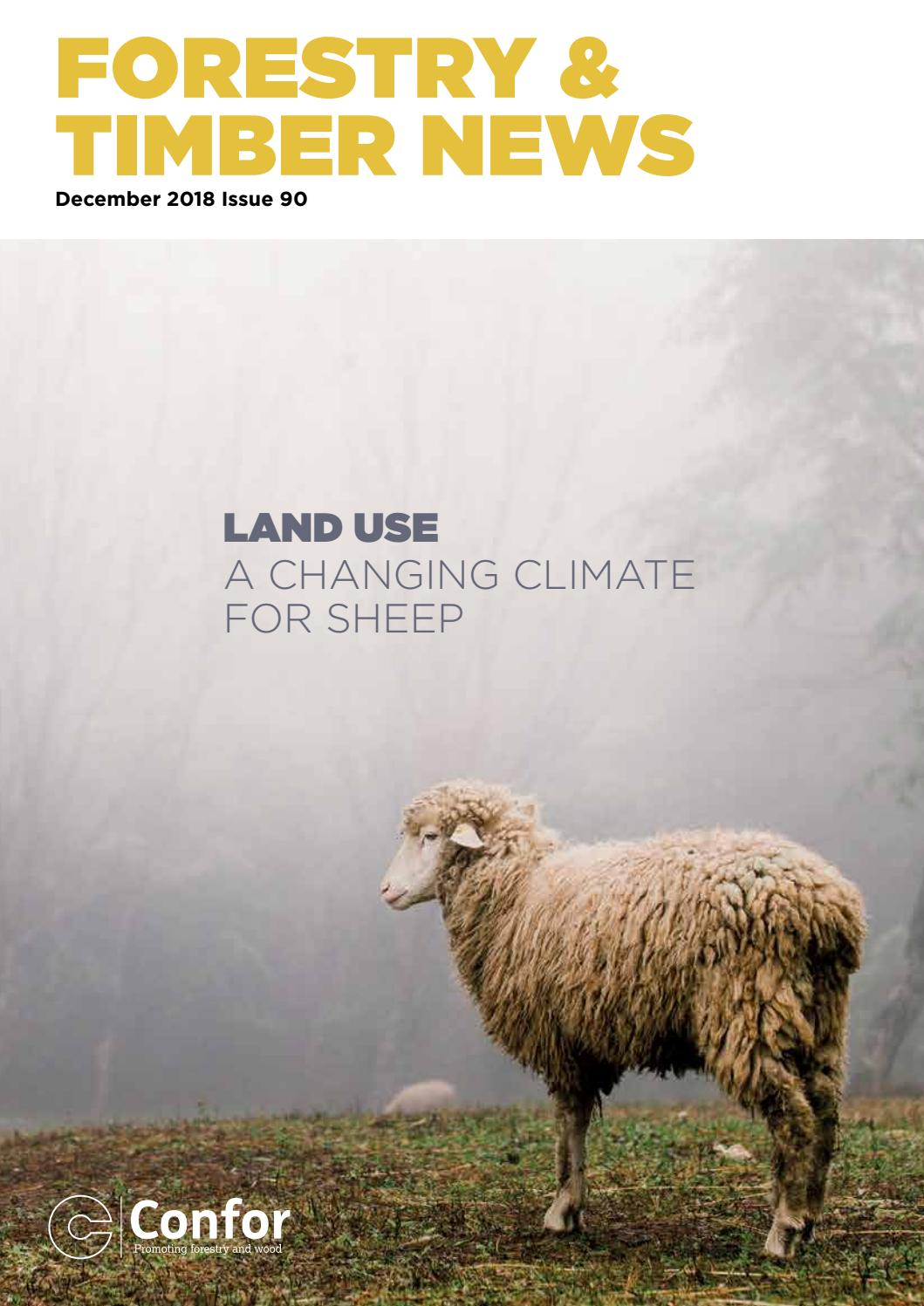 Forestry and Timber News December 2018