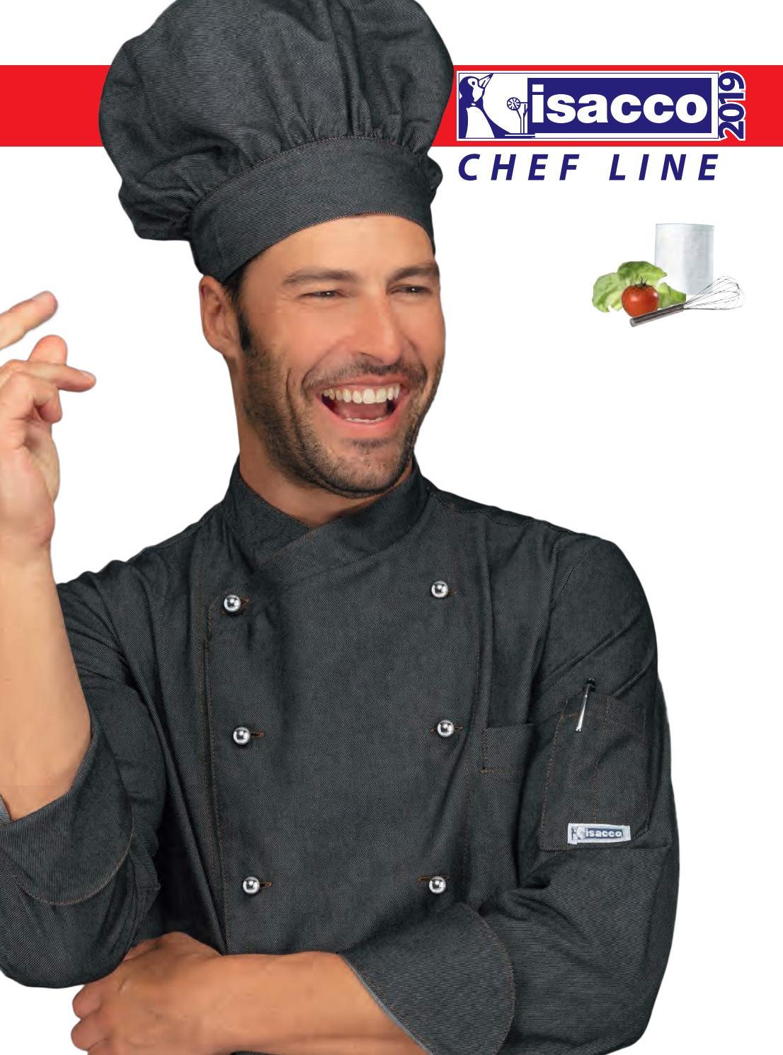 190 gr//m/² Tortuga Isacco Pantalone con elastico Tortuga S 100/% Cotone