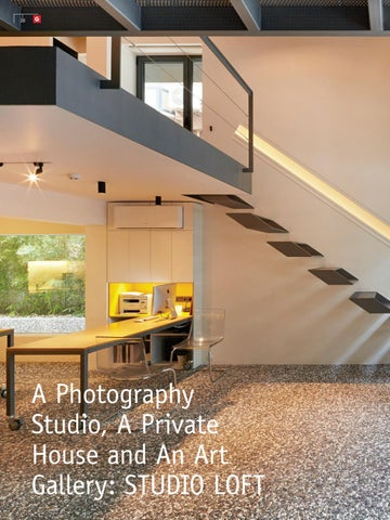 Page 30 of A Photography Studio, a Private House and an Art Gallery: STUDIO LOFT