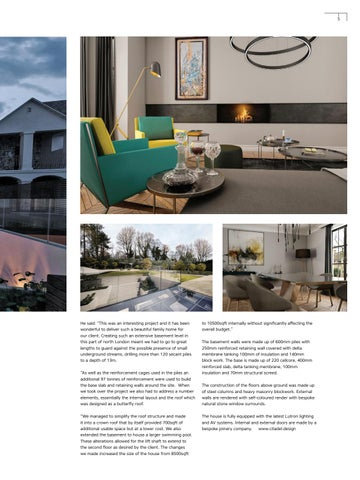 Page 5 of Going Underground: Stunning family home in Highgate