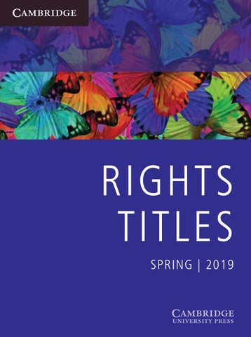 Spring Rights General Guide 2019 by cambridge29 - issuu