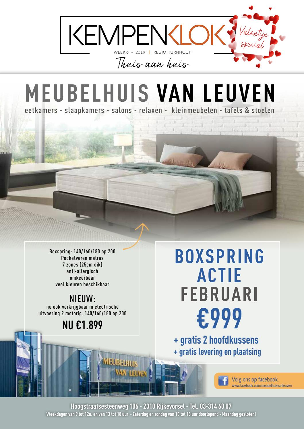 Kempenklok Turnhout Week 6 By Intermedia Contentmakers Issuu