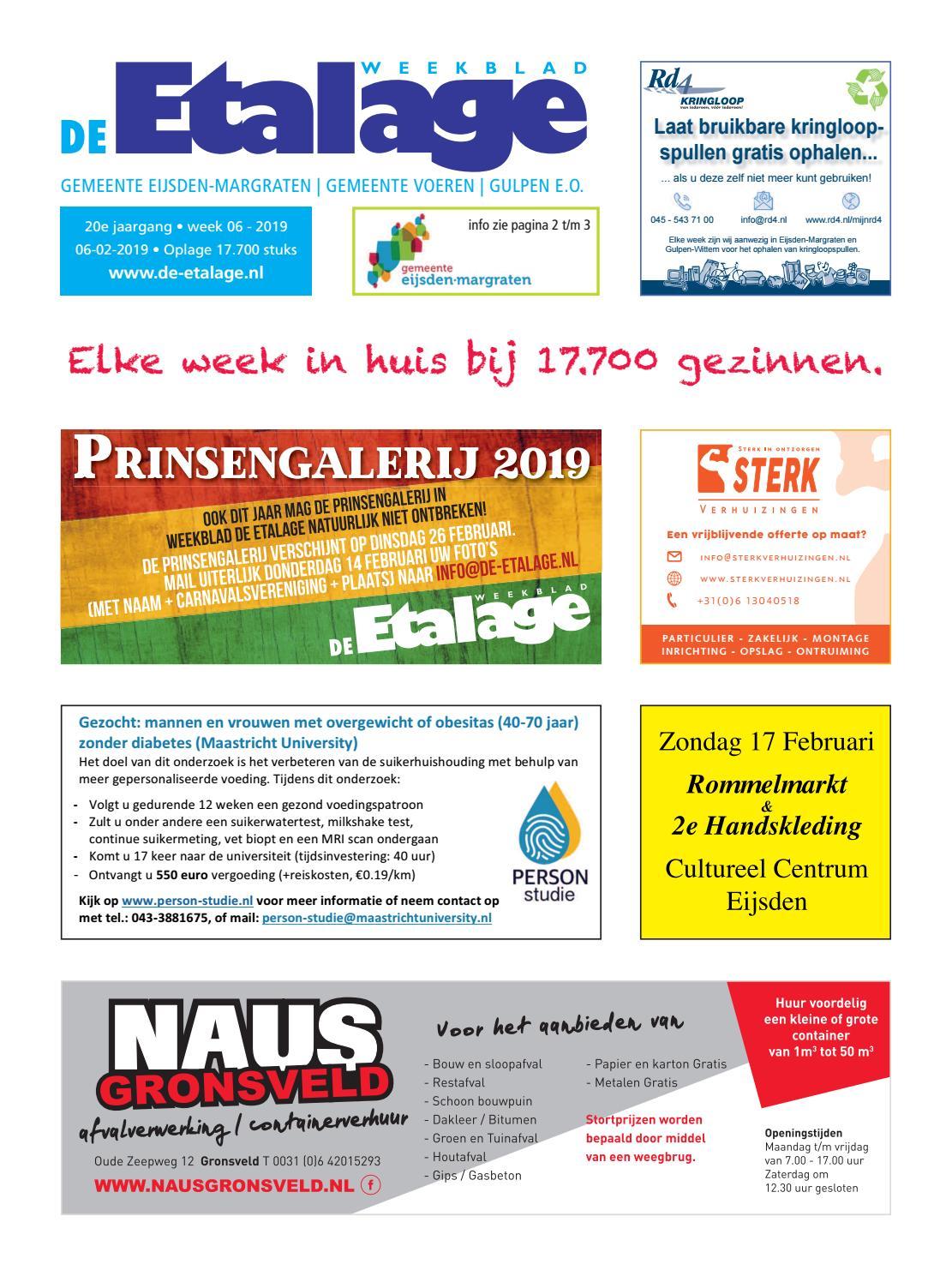 fa35f9e00a6 De Etalage week 6 by De Etalage - issuu