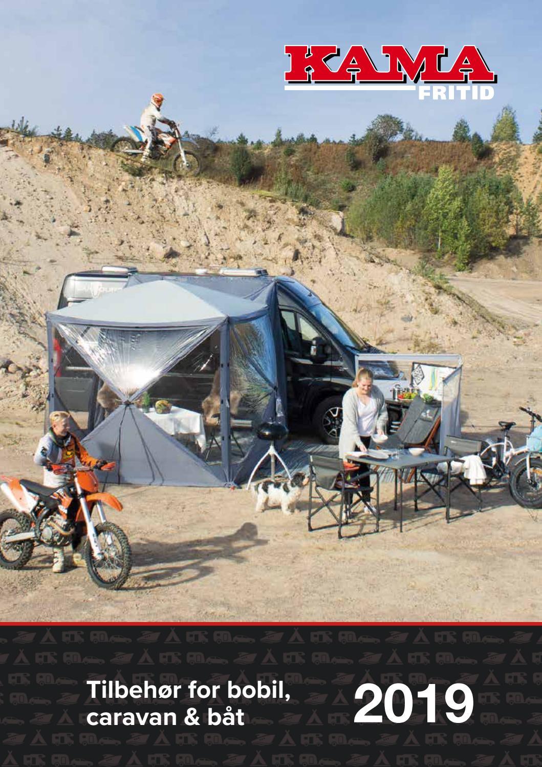 campingvogn hekte elektrisk