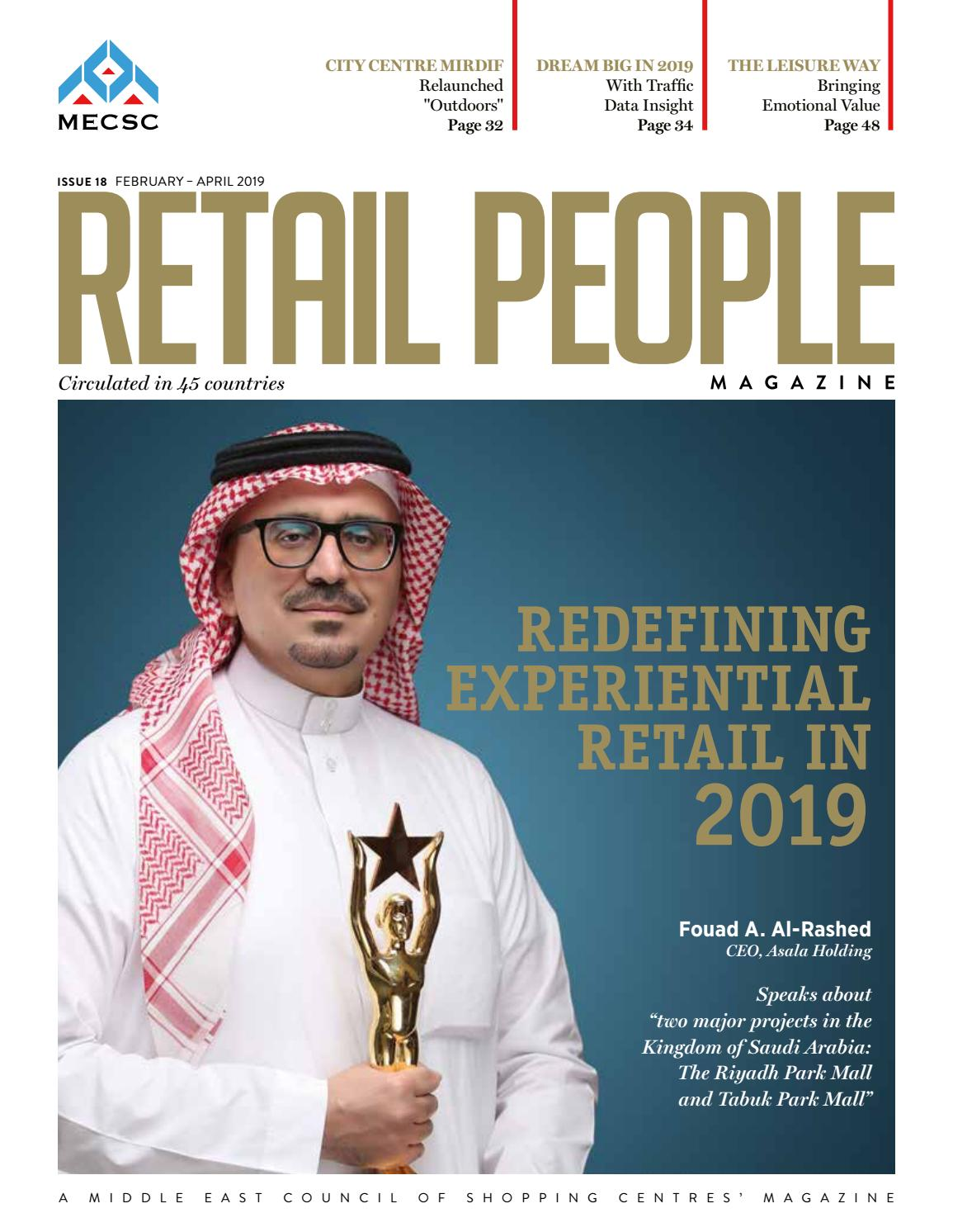 Retail People issue 18 by Motivate Publishing - issuu