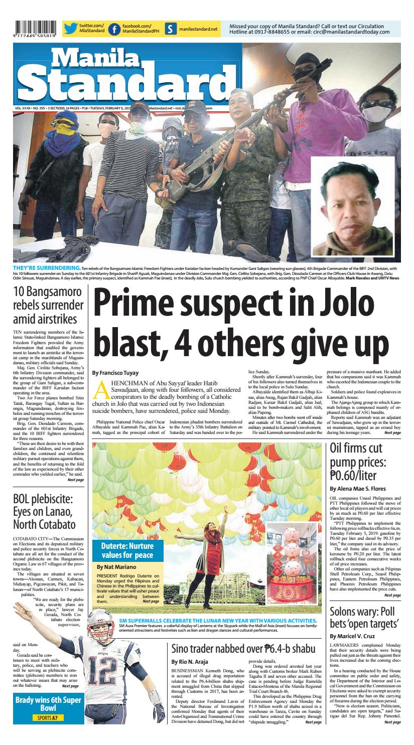 Government news today tagalog abs cbn southern miss football