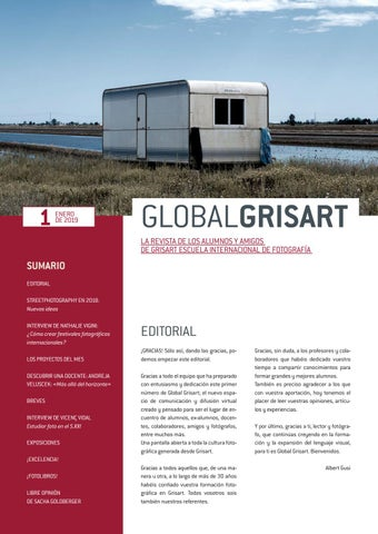 Page 2 of Global Grisart - La nueva revista