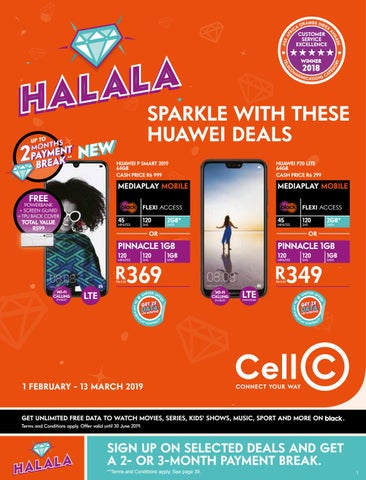 Cell C Franchise Booklet February 2019 by Cell C South