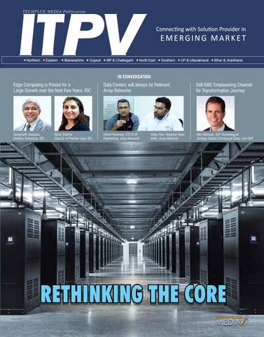 ITPV Magazine - Digital Edition Jan 2019 by techplusmedia