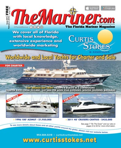 Issue 873 by The Florida Mariner - issuu