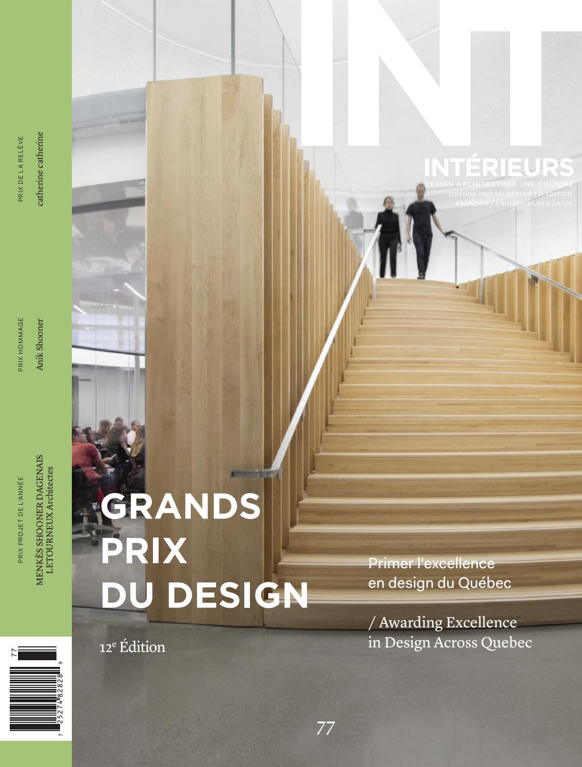 INTÉRIEURS 77 By Agence PID   Issuu