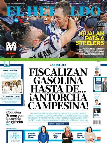 4 de febrero de 2019 by El Heraldo de México - issuu b360dfb87c0