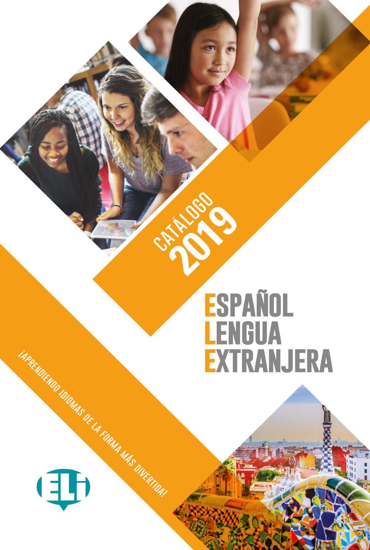 ELE Catàlogo - 2019 by ELI Publishing - issuu 9a9cf83b00206