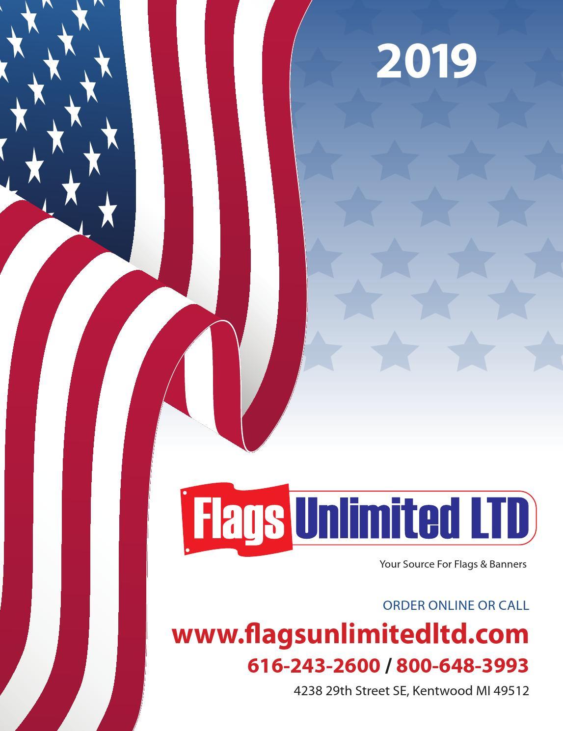 3X5 US VIRGIN ISLANDS FLAG AMERICAN UNITED STATES F408