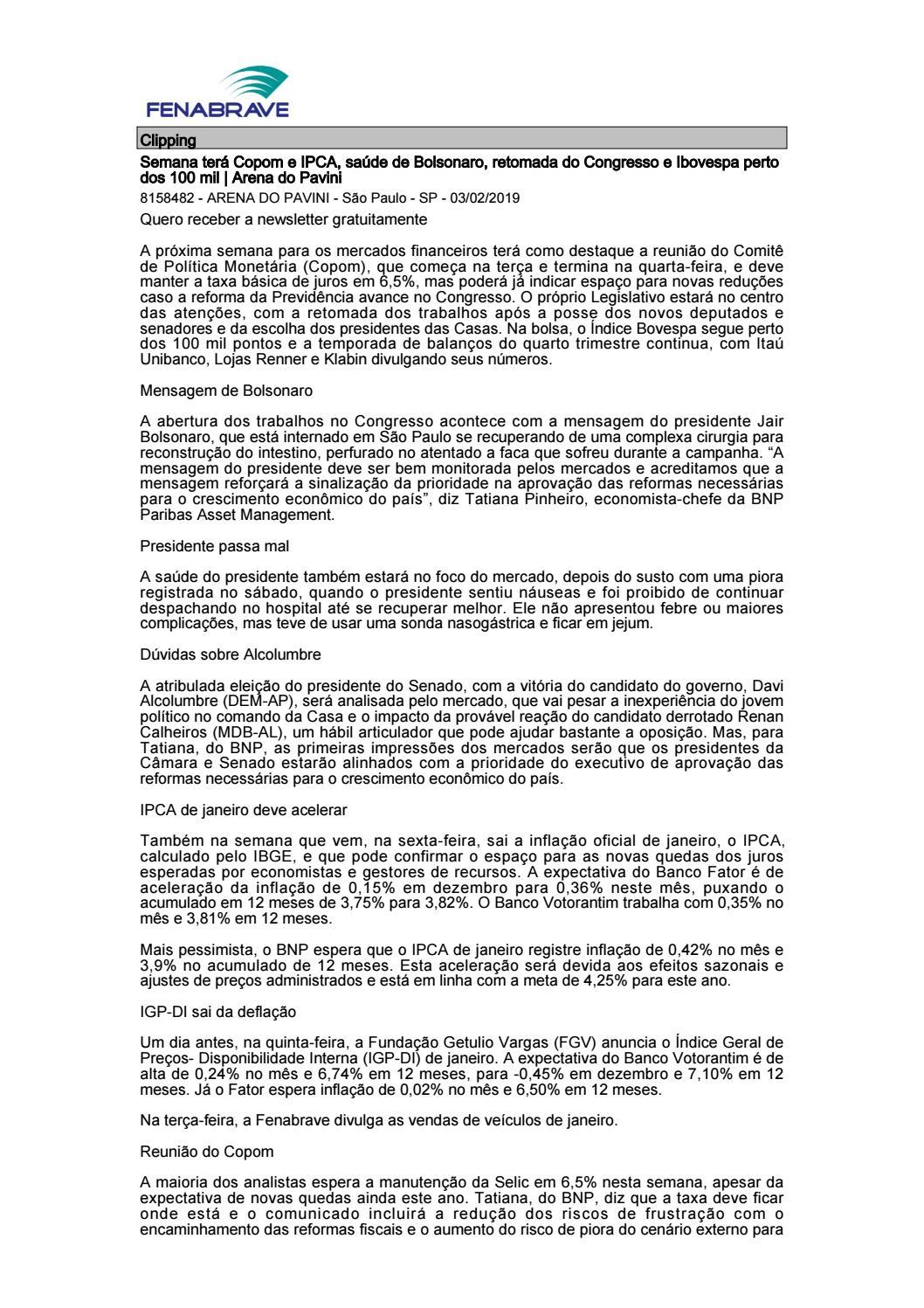 672f9f4f8153a Clipping Fenabrave - 04 02 2019 by MCE Comunicação - issuu