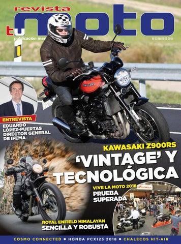 2fdddfdd484 Revista Tu Moto número 63. Mayo de 2018 by Revista Tu moto - issuu