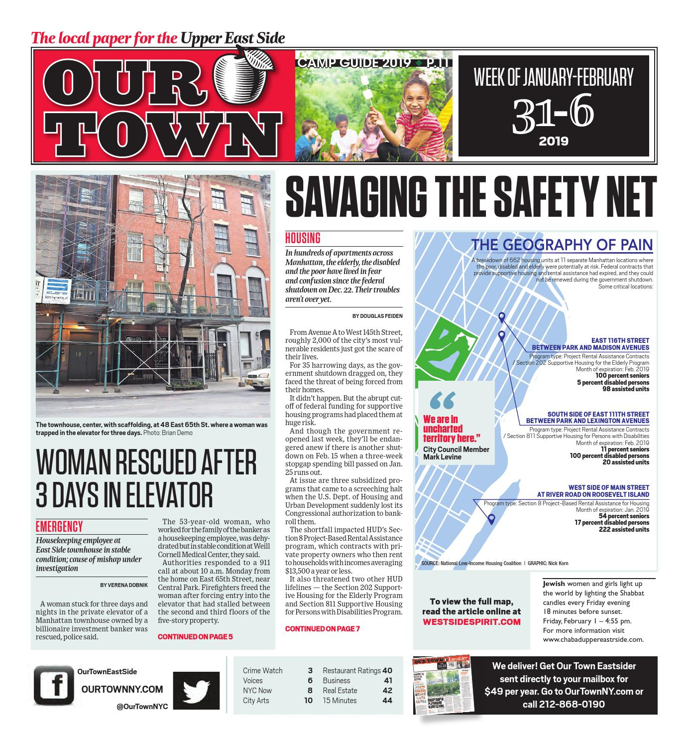 Our Town - January 31, 2019 by Our Town - issuu