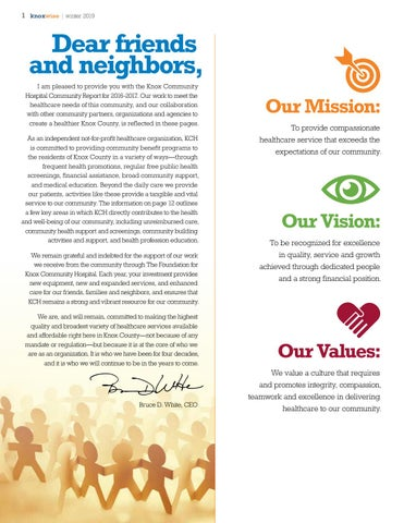 Page 2 of 2016-2017 Community Report