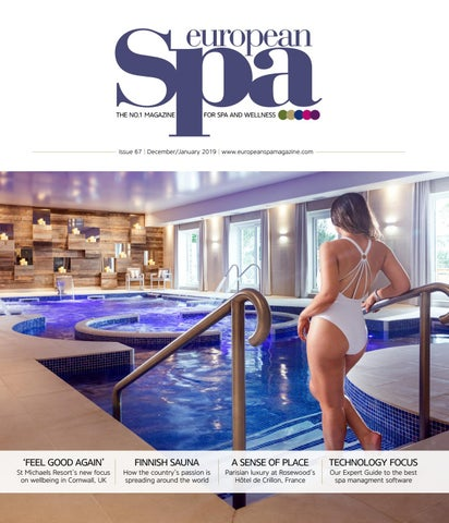 9f23d2133 European Spa magazine issue 66 by European Spa magazine - issuu