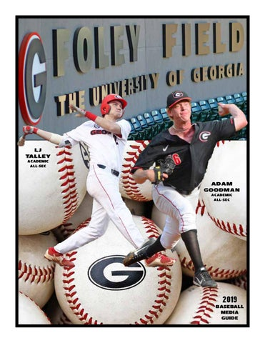2019 Georgia Baseball Media Guide by Georgia Bulldogs Athletics - issuu