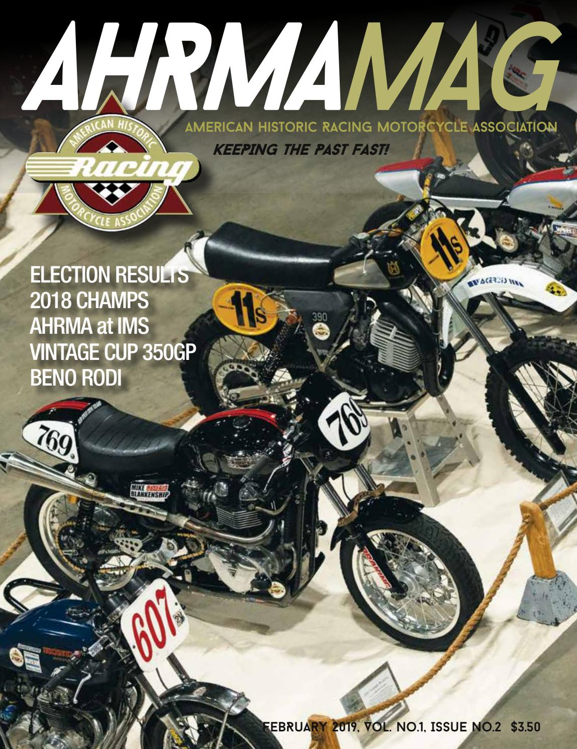 AHRMA Mag by ahrma - issuu