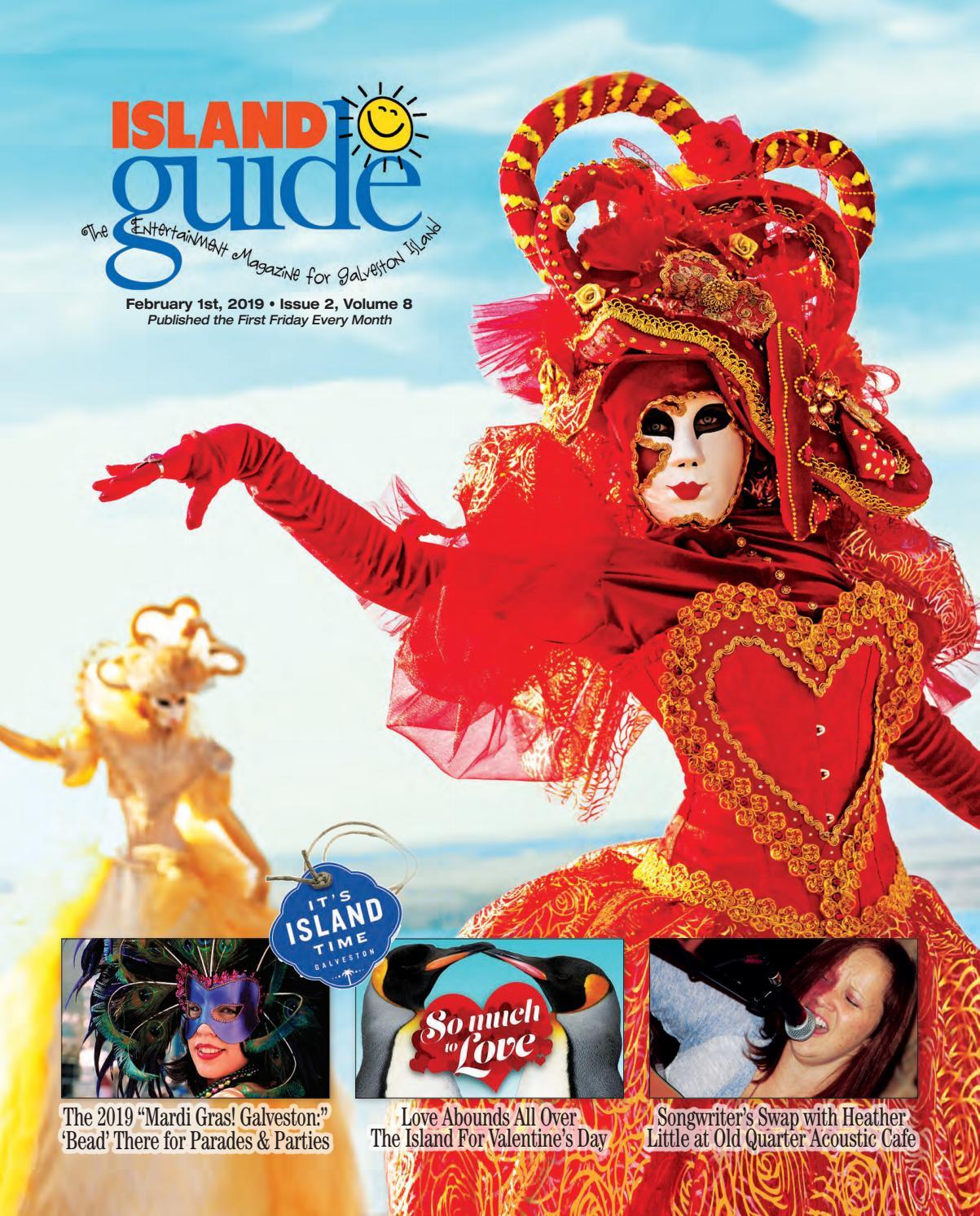 Galveston Island Guide Magazine by The Island Guide - issuu