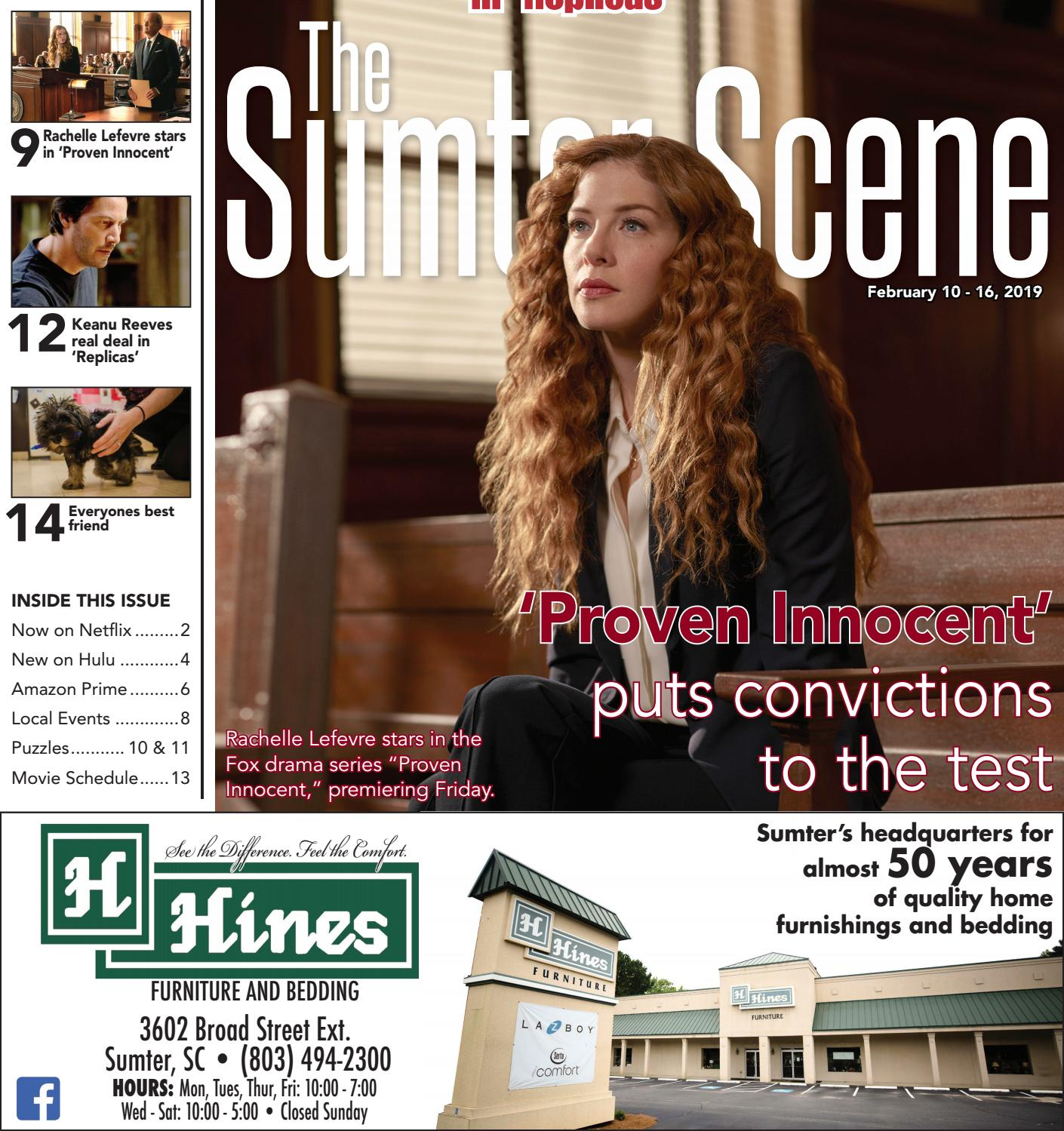 Sumter Scene February 10, 2019 by The Sumter Item - issuu