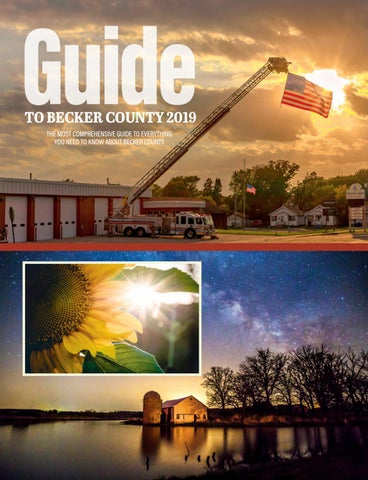 Guide to Becker County 2018 by Detroit Lakes Newspapers - issuu 5a8d4a5da