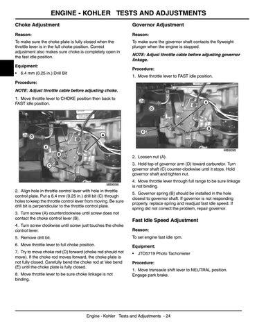 JOHN DEERE LT180 LAWN GARDEN TRACTOR Service Repair Manual by