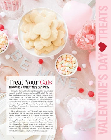 Page 15 of Valentines' Day Treats you will LOVE