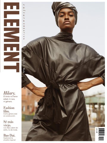 9a65ffa2ca39 ELEMENT VOL.18 | MODA (summer 2019) by Revista ELEMENT - issuu