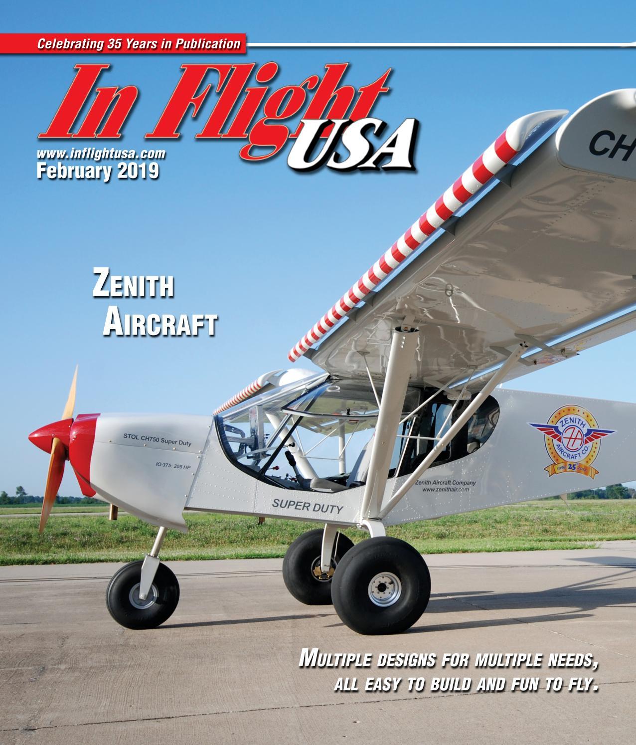 In Flight February 2019 by Anne Dobbins - issuu