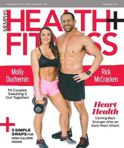 premium selection d7ca0 51f42 Memphis Health+Fitness Magazine February 2019