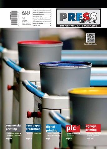 PRESSIdeas Janury 2019 Issue by Jacob George - issuu