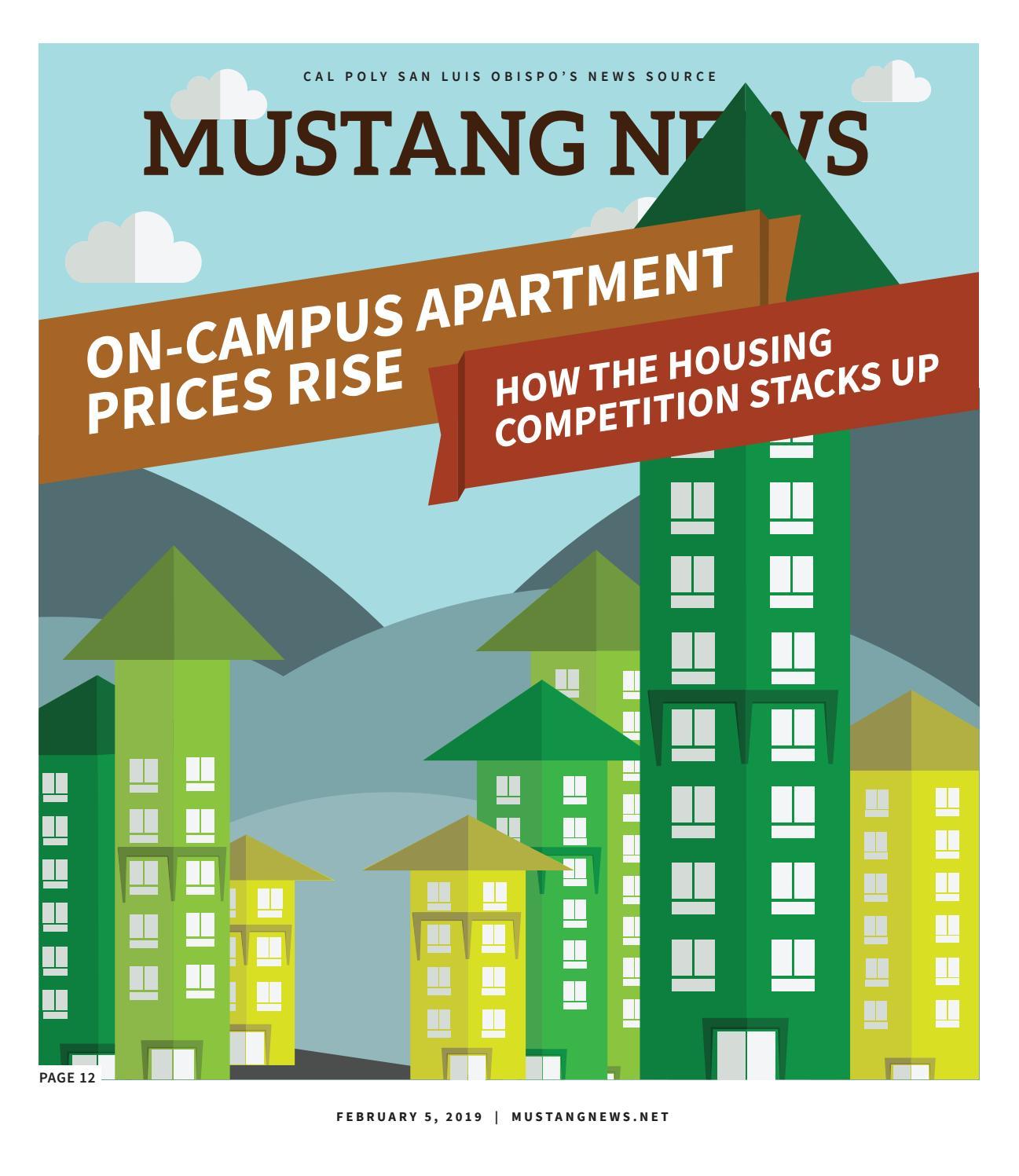 Mustang News Feb 5 2019 By Mustang News Issuu