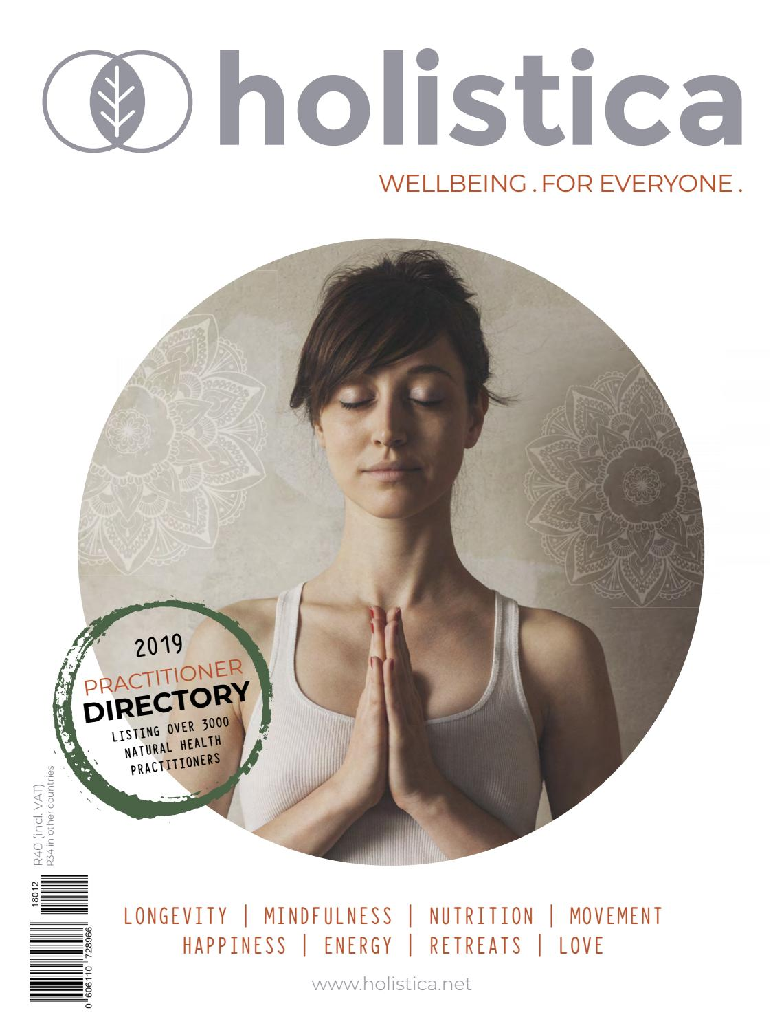 Holistica 2019 Practitioner Directory by Holistica - issuu