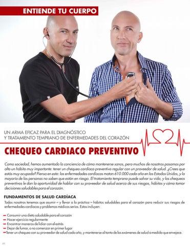 Page 12 of Chequeo Cardiaco Preventivo