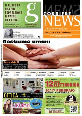 85e074bf3d CORRIERE NEWS FEBBRAIO 2019 by Corriere News - issuu