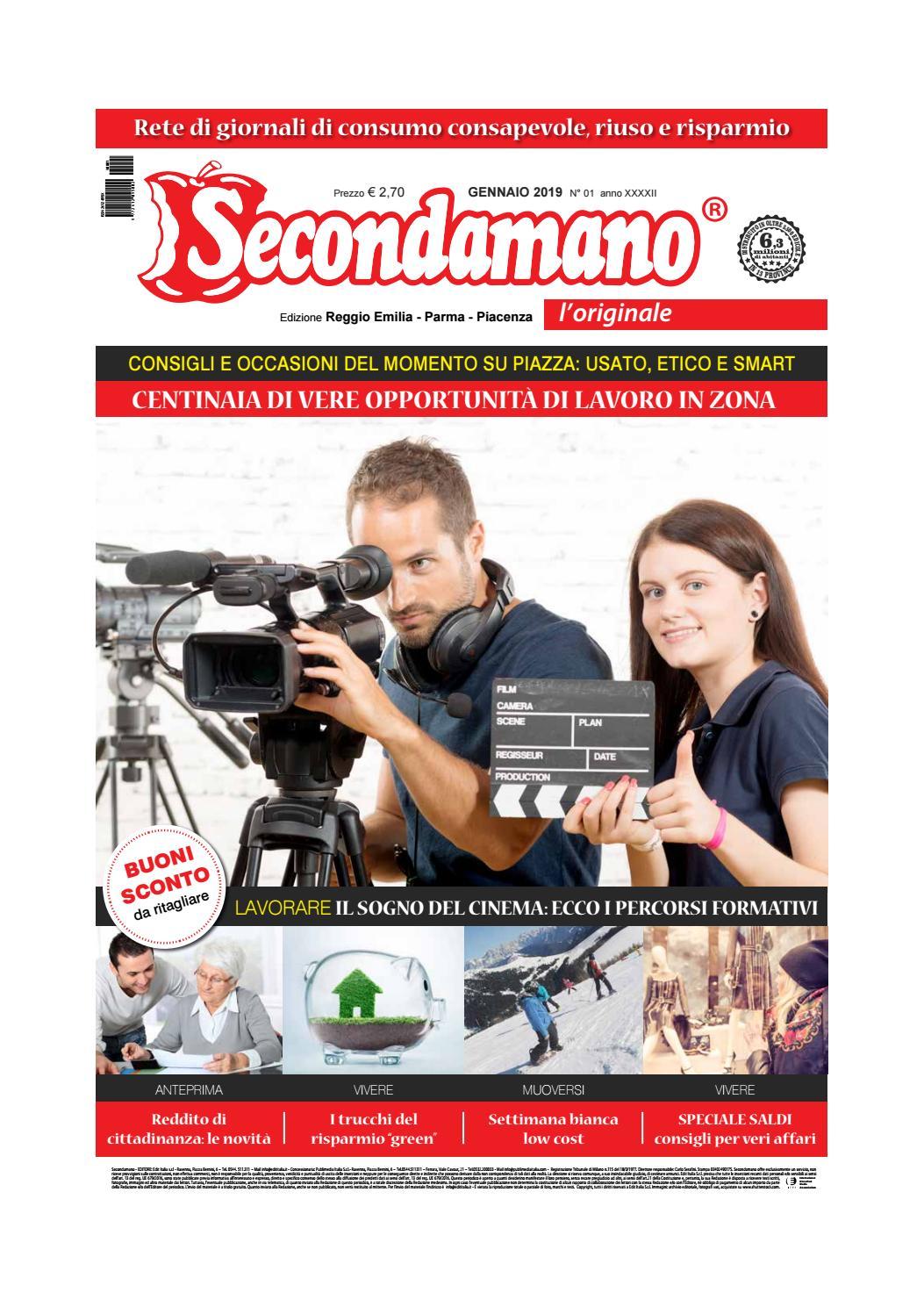 ca82e01d5e Secondamano gennaio 2019 by Edit Italia S.r.l. - issuu