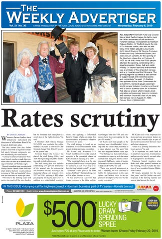 The Weekly Advertiser - Wednesday 8f60f2def094