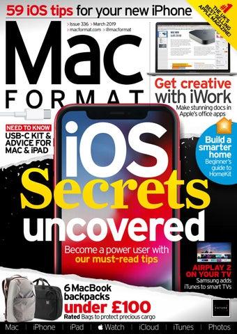 MacFormat 336 (Sampler) by Future PLC - issuu