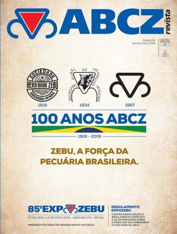67074bed1 Revista ABCZ - Edição 104 - Outubro Novembro Dezembro by ABCZ - issuu
